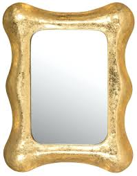 Aura Home Design Gallery Mirror by Gold Art Nouveau Mirror On A Beveled Mirrorgold Framed Mirrors