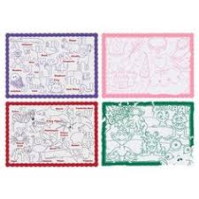 zodiac placemat bulk dollar wise zodiac 10 x 14 placemat for