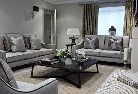 Black Sofa Interior Design by Bold And Glamorous How To Style Around A Black Coffee Table