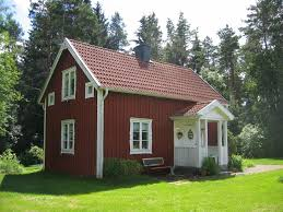typical swedish house located beside homeaway sävsjö s