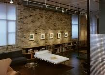 exposed brick wall lighting 100 brick wall living rooms that inspire your design creativity