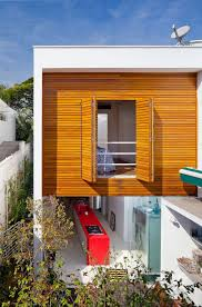 Modern Narrow House | 11 spectacular narrow houses and their ingenious design solutions