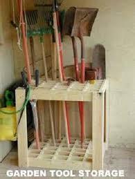 Diy Garden Tool Storage Ideas Roundup 10 Diy Garage Organization Ideas Garden Tool Storage
