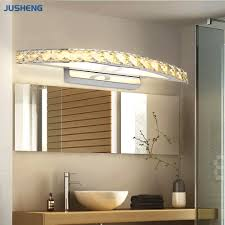 Crystal Bathroom Light Fixtures by Aliexpress Com Buy Hot Selling Chrome 10w Led Wall Lights With
