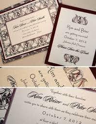 art deco wedding invitations great gatsby art nouveau rouring