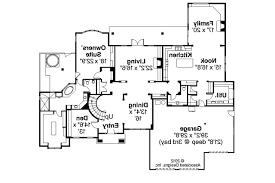 European House Plan by European House Plans Avalon 30 306 Associated Designs