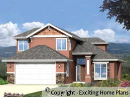 two storey house design modern house garage dream cottage blueprints by exciting home plans