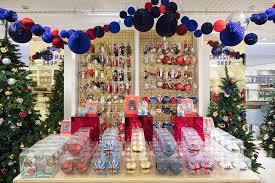 Christmas Ornaments Shop London by Selfridges Has Already Opened Its Christmas Shop Good Housekeeping