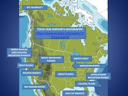 appalachian mountains on map physical features of the united states appalachian mountain