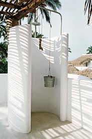 cool outdoor shower ideas for the summer ahead interior designs