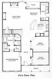 Cape Cod House Plans With First Floor Master Bedroom 26 Best House Plans Images On Pinterest House Floor Plans