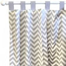 Gray And White Chevron Curtains Gray Curtains Gray And White Curtains Kids Curtains Nursery