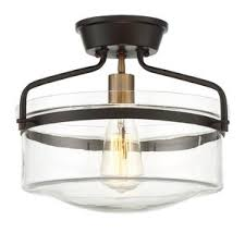 Jelly Jar Light Fixture Modern Flush Mount Lighting Allmodern