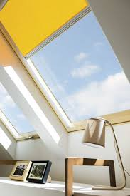 exceptional roof windows intended for energy efficient and passive