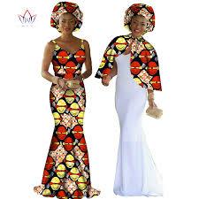 aliexpress com buy african print dress dashiki women 2 pieces