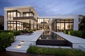modern homes florida remarkable 6 modern homes front designs