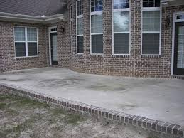 cheap concrete patio ideas concrete patio ideas for the pretty