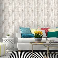 repeel removable wallpaper reclaimed wood brown walmart com