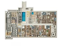 The Masque Of The Red Death Floor Plan by This Is What A Billionaire U0027s Apocalypse Shelter Looks Like Zero