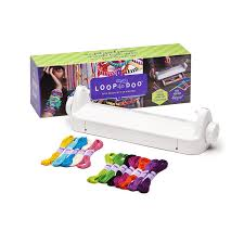 lp lexus white wood cajon amazon com loopdedoo friendship bracelet loom kit toys u0026 games
