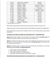 airasia refund policy airasia on twitter travel advisory updates on airasia flights