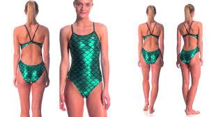 shiny swimsuit shiny green swimsuit