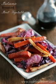Root Vegetables Roasted - balsamic roasted root vegetables country cleaver
