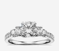 5ct diamond engagement rings inspirational truly zac posen five