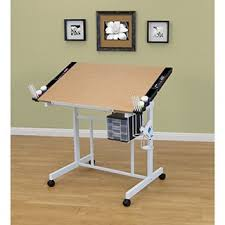 Artist Drafting Table Studio Designs Monterey Drafting And Hobby Craft Station Table