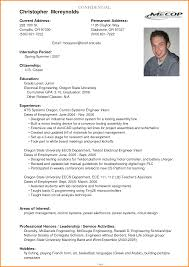 Most Updated Resume Format Current Student Resume Resume For Your Job Application