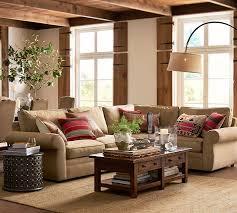 Poter Barn Pottery Barn Living Room Beautiful Pb Square Upholstered Sleeper