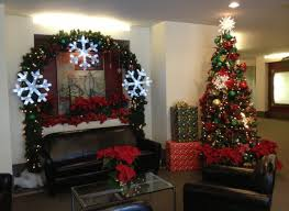 wrong room decor christmas tree decorating ideas with mesh ribbon