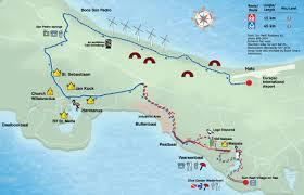 netherlands beaches map boca st michiel malpais mountain biking trail map curacao mappery