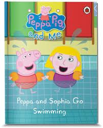 personalised peppa pig childrens books