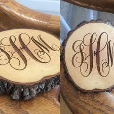 wooden wedding gifts personalized rustic wood wedding gifts on wanelo