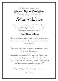 Dinner Party Agenda - dinner party invitations pinggcom dinner resume of a bartender