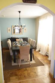 Room Decorating Before And After Makeovers - Dining room makeover pictures