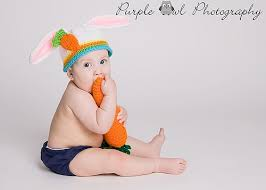 easter photo props easter bunny hat photography prop boy or girl desertdiamond