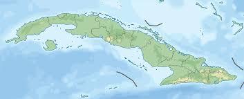 Map Cuba File Cuba Physical Map No Legend Svg Wikimedia Commons
