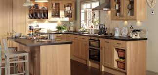 Oak Kitchen Designs Burford Light Oak Kitchen Kitchen Design Elements
