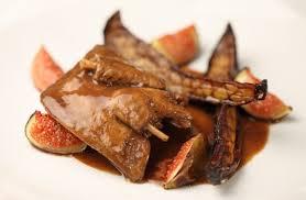 comment cuisiner des palombes salmis de palombe aux figues mjammie foods