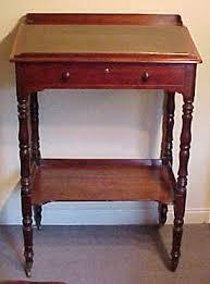 small desks for sale small desk georgian mahogany standing desk 1428 j for sale