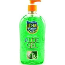 ocean potion skincare 100 pure aloe vera gel after sun care 20 5 fl