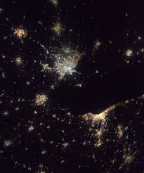 Detroit Zoo Night Lights by Photo From Space Shows Effects Of Detroit U0027s Led Lighting Overhaul