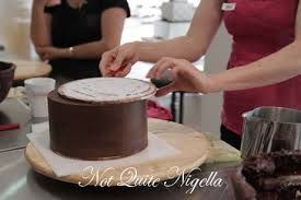 how to make a two tier wedding cake with faye cahill not quite