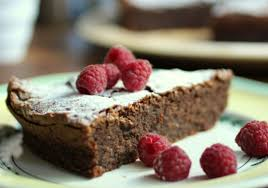 chocolate almond torte recipe the answer is cake