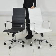 high back office chair ebay