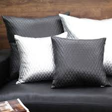 Sofa Decorative Pillows by Online Get Cheap Leather Throw Pillows Aliexpress Com Alibaba Group