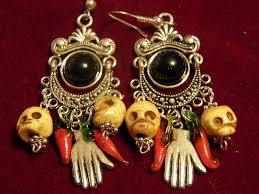 frida earrings frida kahlo take back