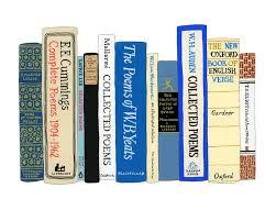 ideal bookshelf 668 poetry